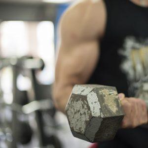 Lifting weights omar kaakati ebtofficial rehab