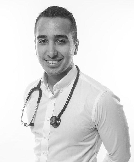 Artin Entezarjou Läkare