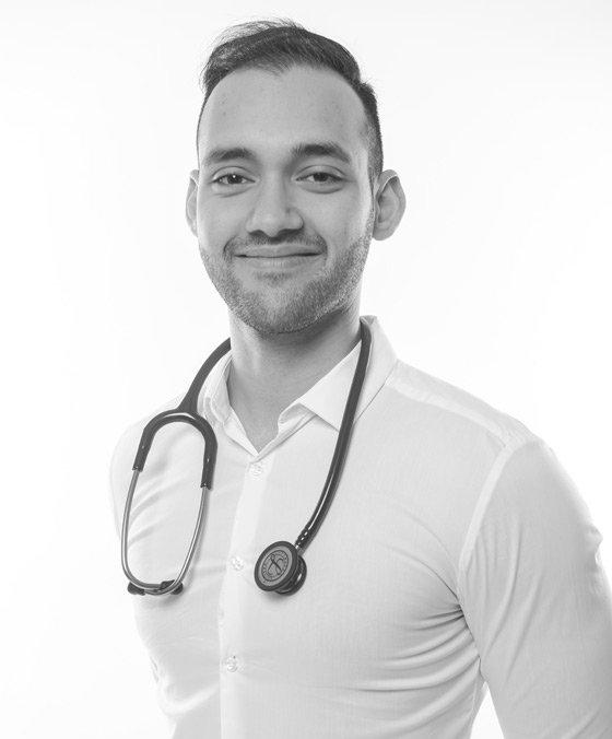 Omar Kaakati MD Läkare