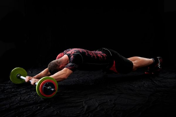 Weight training for abdominal muscles